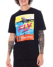 Born Fly - JFK GRAPHIC TEE-2547744