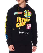 Born Fly - Airport GRAPHIC HOODY-2547819