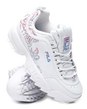 Athleisure - Disruptor II Floral Sneakers-2550320