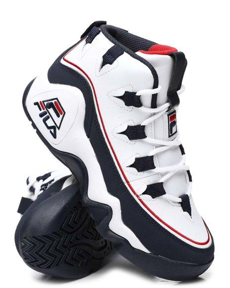 Fila - Grant Hill Offset Sneakers (3.5-7)