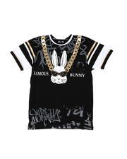 T-Shirts - Famous Bunny Chain Tee (8-20)-2544375