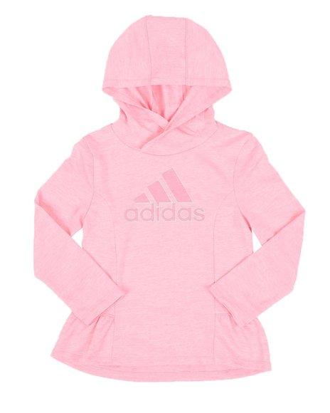 Adidas - Hooded Tee (2T-6X)