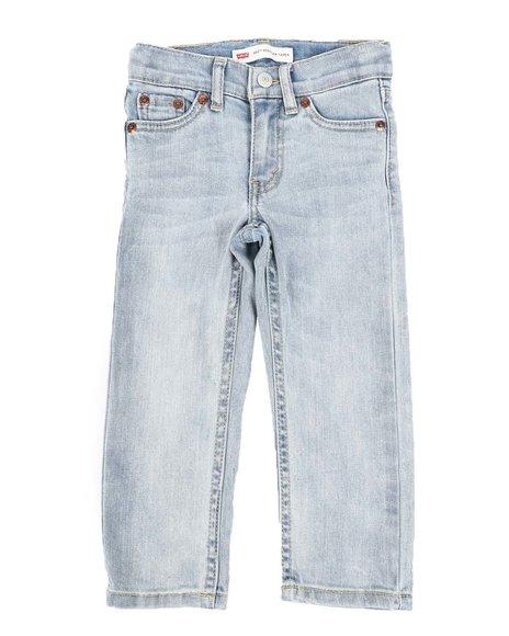 Levi's - 502 Regular Taper Fit Jeans (2T-4T)