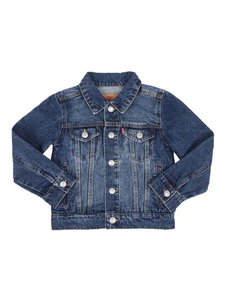 Levi's - Trucker Jacket (4-7)