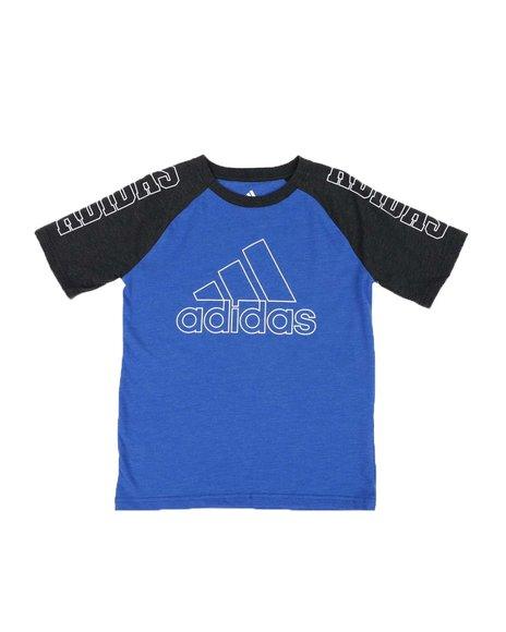 Adidas - Color Block BOS Tee (8-20)