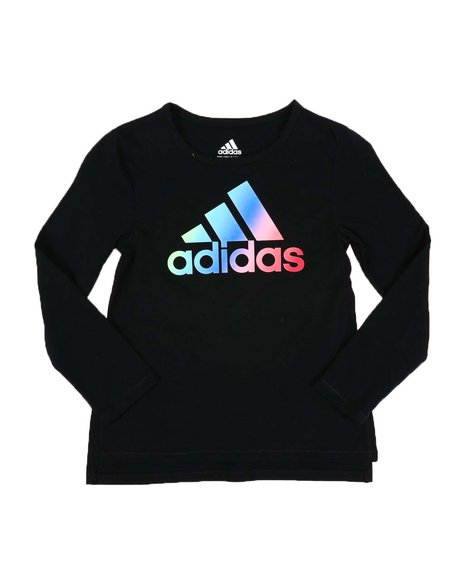 Adidas - Side Vent Tee (2T-6X)