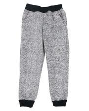 Sweatpants - Two Tone Fleece Joggers (8-20)-2549955