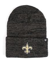 Hats - New Orleans Saints Brain Freeze Cuff Knit Beanie-2550827