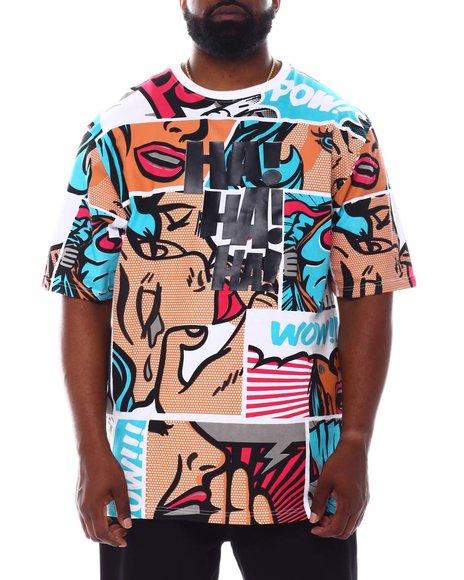 Buyers Picks - Comic Pop Art T-Shirt (B&T)