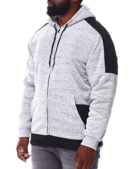 Buyers Picks - Zip Up Fleece Hoodie (B&T)