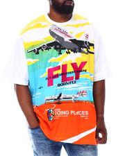 Born Fly - Going Places Tee (B&T)-2550472