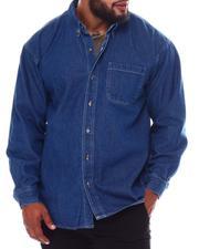 Buyers Picks - Denim Button Down Shirt (B&T)-2546285