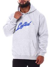 LRG - Squared Script Pullover Hoodie (B&T)-2550476