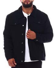 Akademiks - Full Sherpa Denim Jacket (B&T)-2550510