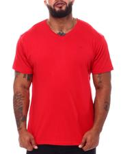 AKOO - Honor V-Neck Knit T-Shirt (B&T)-2551075