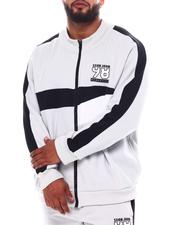 Track Jackets - Chest Contrast Track Jacket (B&T)-2551163