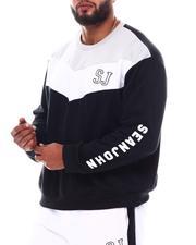 Sean John - Contrast Chevron Sweatshirt (B&T)-2551192