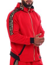 SWITCH - Colorblock Full Zip Hoodie Jacket (B&T)-2551225