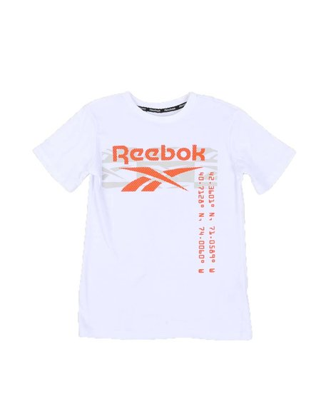 Reebok - CVC Logo Jersey Tee (8-20)