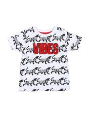 Sizes 4-7x - Kids - Good Vibes Tiger AOP Tee (4-7)-2549674