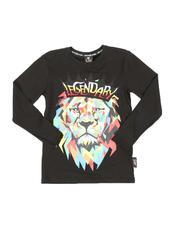 SWITCH - Legendary Graphic Long Sleeve T-Shirt (8-20)-2549913