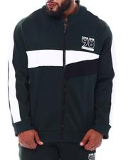 Track Jackets - Chest Contrast Track Jacket (B&T)-2551152