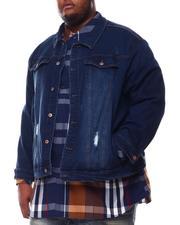 Denim Jackets - Denim Jacket (B&T)-2544198
