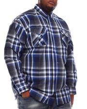Buyers Picks - Yarn Dyed Plaid Woven Shirt (B&T)-2551889