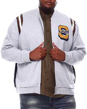 Big & Tall Faves - Varsity Track Jacket (B&T)-2552070