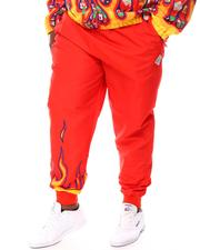 Sweatpants - Hot Sauce Nylon Pants (B&T)-2550544