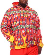 Born Fly - Cajun Hot Nylon Jacket (B&T)-2550573