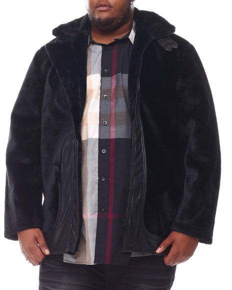 Buyers Picks - Faux Fur Coat (B&T)
