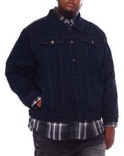 Big & Tall Faves - Denim Jacket (B&T)-2544206