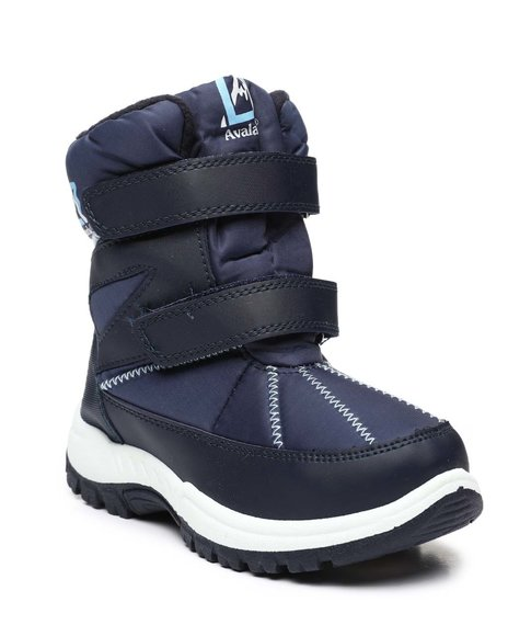 Avalanche - Double Strap Snow Boots (12-4)