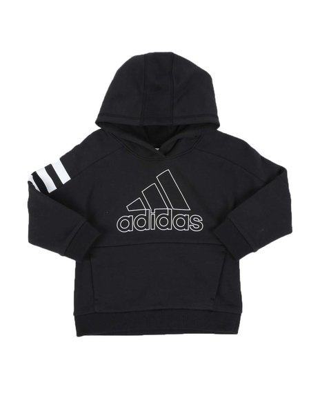 Adidas - BOS 3S Pullover Hoodie (4-7)