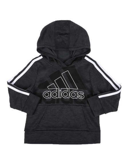 Adidas - Statement Pullover Hoodie (2T-4T)
