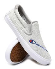 Footwear - Fringe Slip On Sneakers-2552177