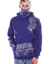 Going-Out-Outfits - Bandana Face-Cover Hoodie-2550854