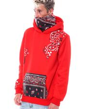 Going-Out-Outfits - Bandana Face-Cover Hoodie-2550868