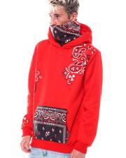 Stylist Picks - Bandana Face-Cover Hoodie-2550868