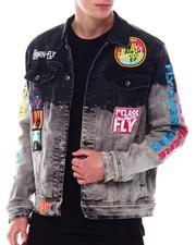 Born Fly - LAGUARDIA DENIM JACKET-2551758