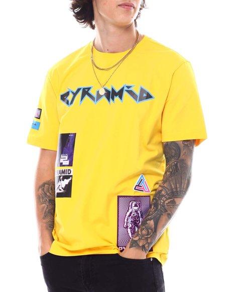 Black Pyramid - Space Error Shirt