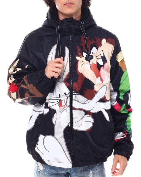 Members Only - Members Only X Looney Tunes - Sherpa Lined Windbreaker