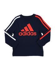 Adidas - BOS Stripe Tee (2T-7)-2549509