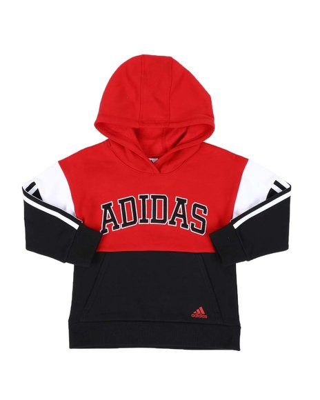 Adidas - Core Pullover Hoodie (4-7)
