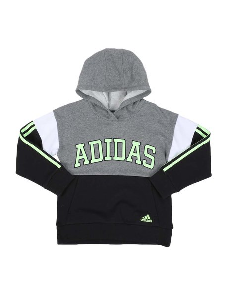 Adidas - Core Pullover Hoodie (8-20)