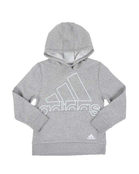 Adidas - BOS Pullover Hoodie (8-20)