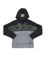 Adidas - Color Block Melange Pullover (8-20)-2550190