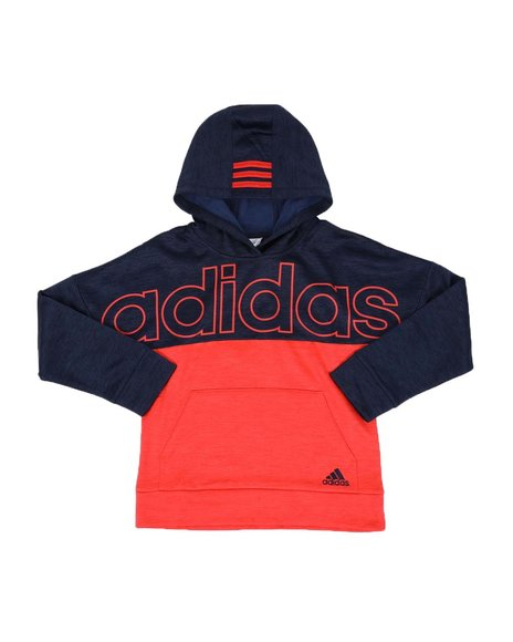 Adidas - Color Block Melange Pullover (8-20)
