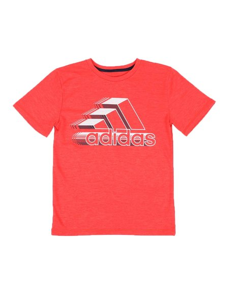 Adidas - Dot Line BOS Tee (8-20)